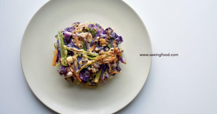 Rode kool pannenkoekjes | Perfecte comfort food voor de koude dagen