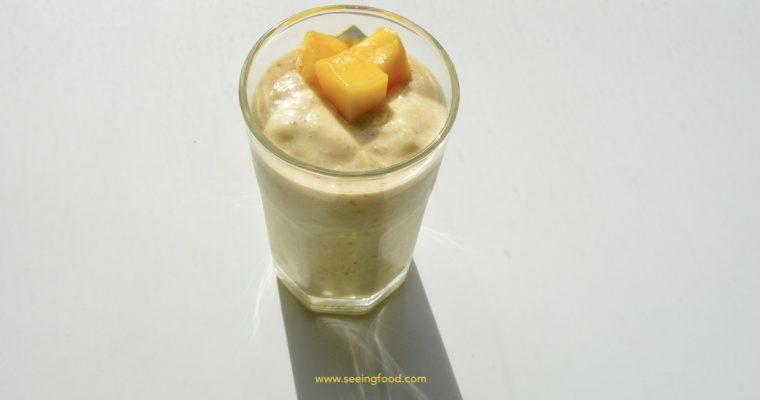 Mango chia zaad smoothie | Simpel, gezond en lekker